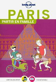 Lonely Planet for Paris - cover